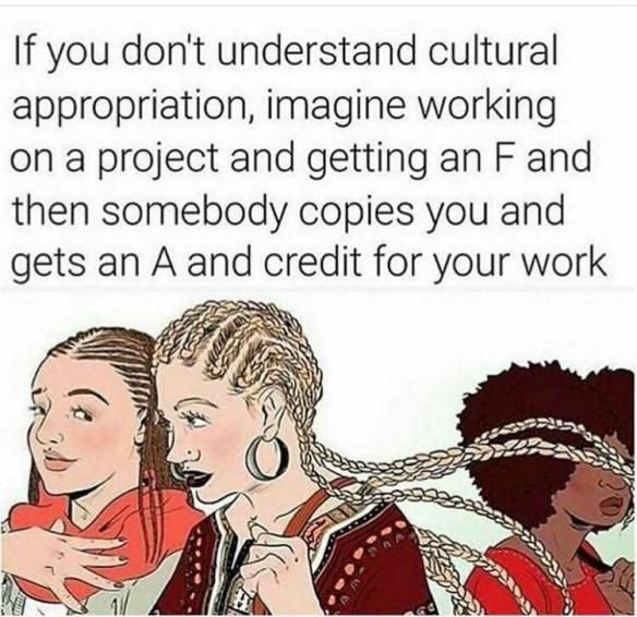apropriação cultural